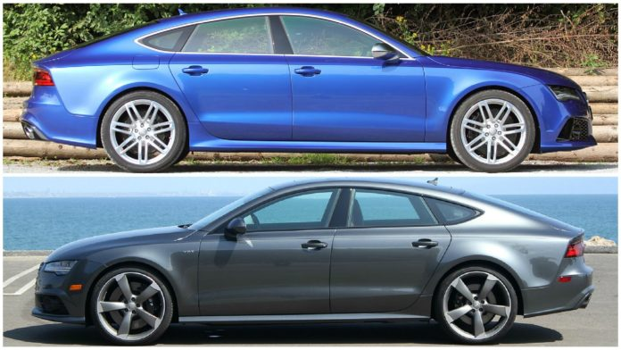 An Extensive Review on Audi S7 and Audi RS7