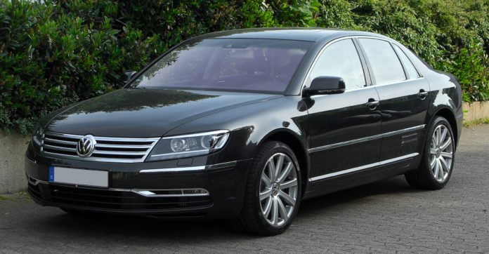 Volkswagen Phaeton W12: A Luxury Car for the Lucky