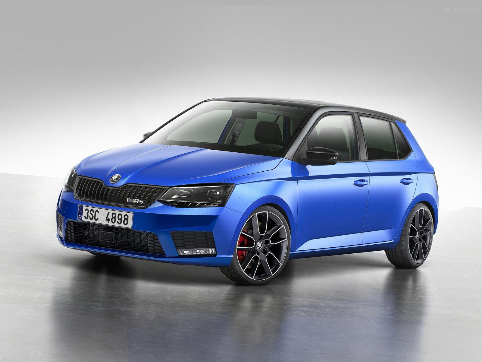 A Comprehensive Review On Skoda Fabia Rs Emotoauto Com
