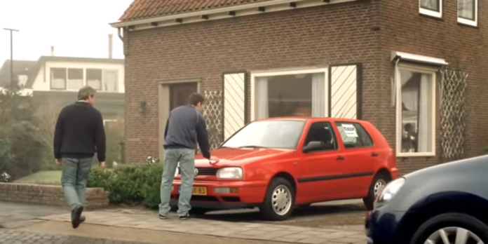 VW Golf Advert Video