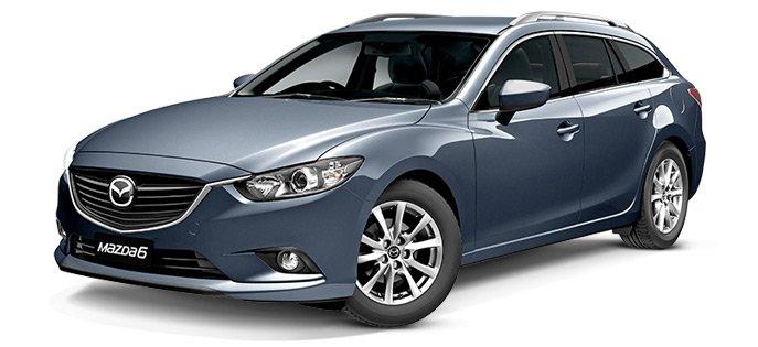 Mazda 6 2.5L 6AT