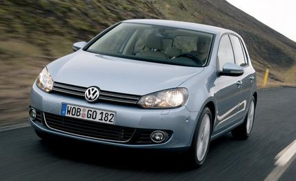 VW Golf 2.0L TDI Diesel
