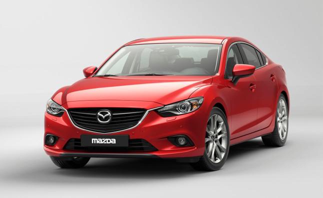 Mazda 6 2.5L 6MT