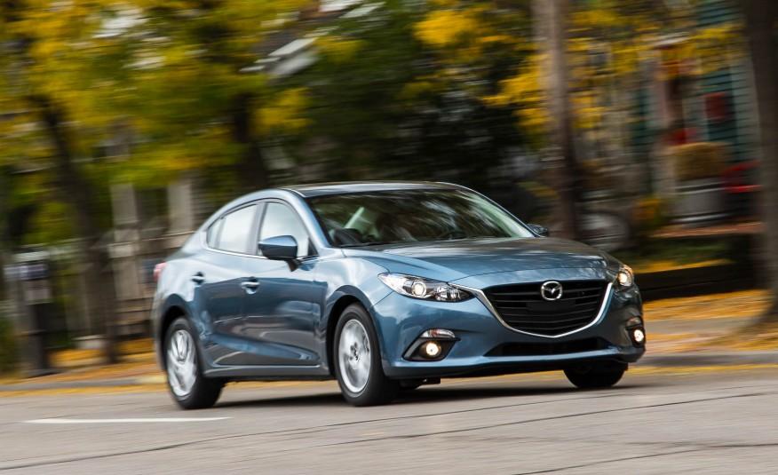 Mazda 3 Sedan 2.0L