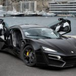 Lykan HyperSport - exterior