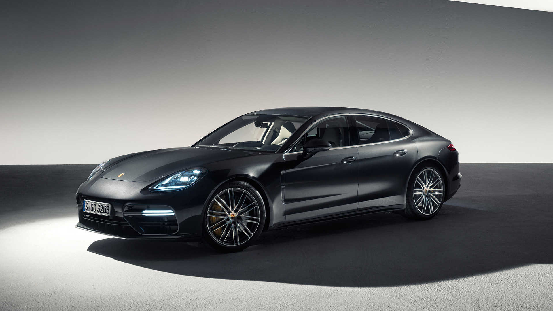 The All New 2017 Porsche Panamera Emotoauto Com