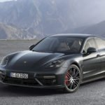 Porsche Panamera 2017 Turbo - Wallpaper