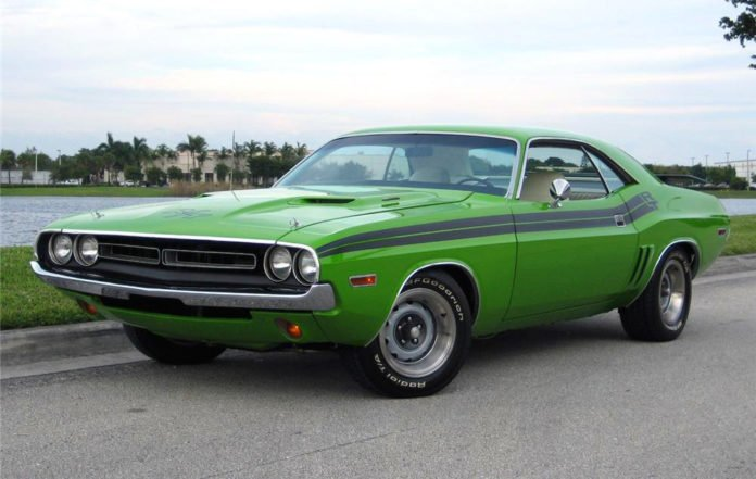 The 1970 Dodge Challenger