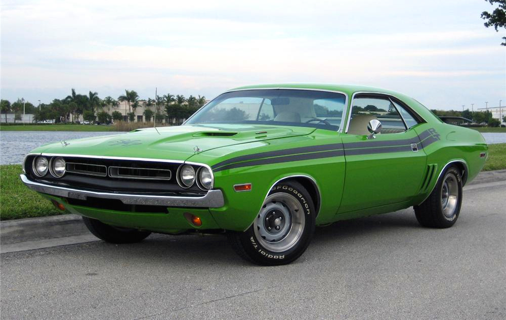 The 1970 Dodge Challenger - Emotoauto.com