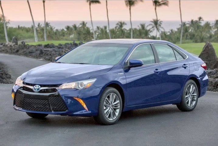 toyota camry 2016 special edition