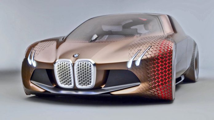 Everything You Need to Know About BMW Vision Next 100 Concept Car