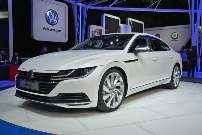 All You Need to Know About the New Volkswagen Arteon Model