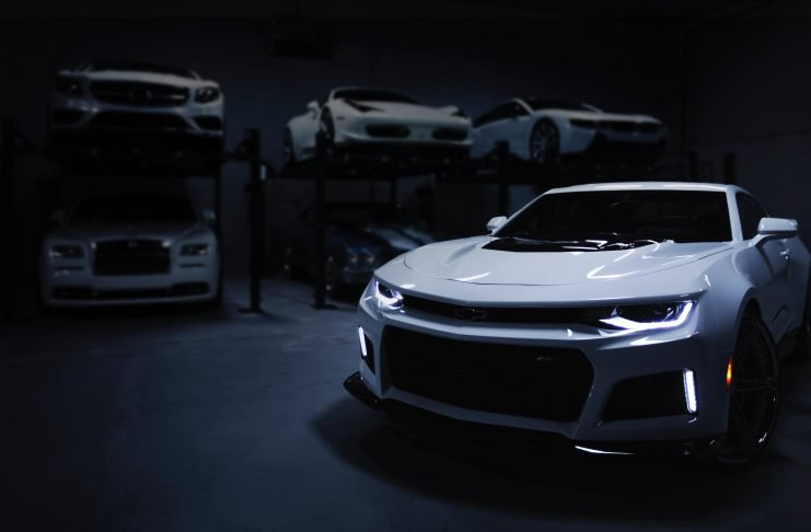 Cars news used cars car reviews for Garage concept auto