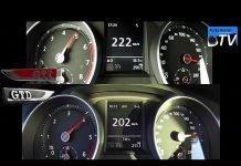 Acceleration Comparison: Golf 7 GTI vs Golf 7 GTD